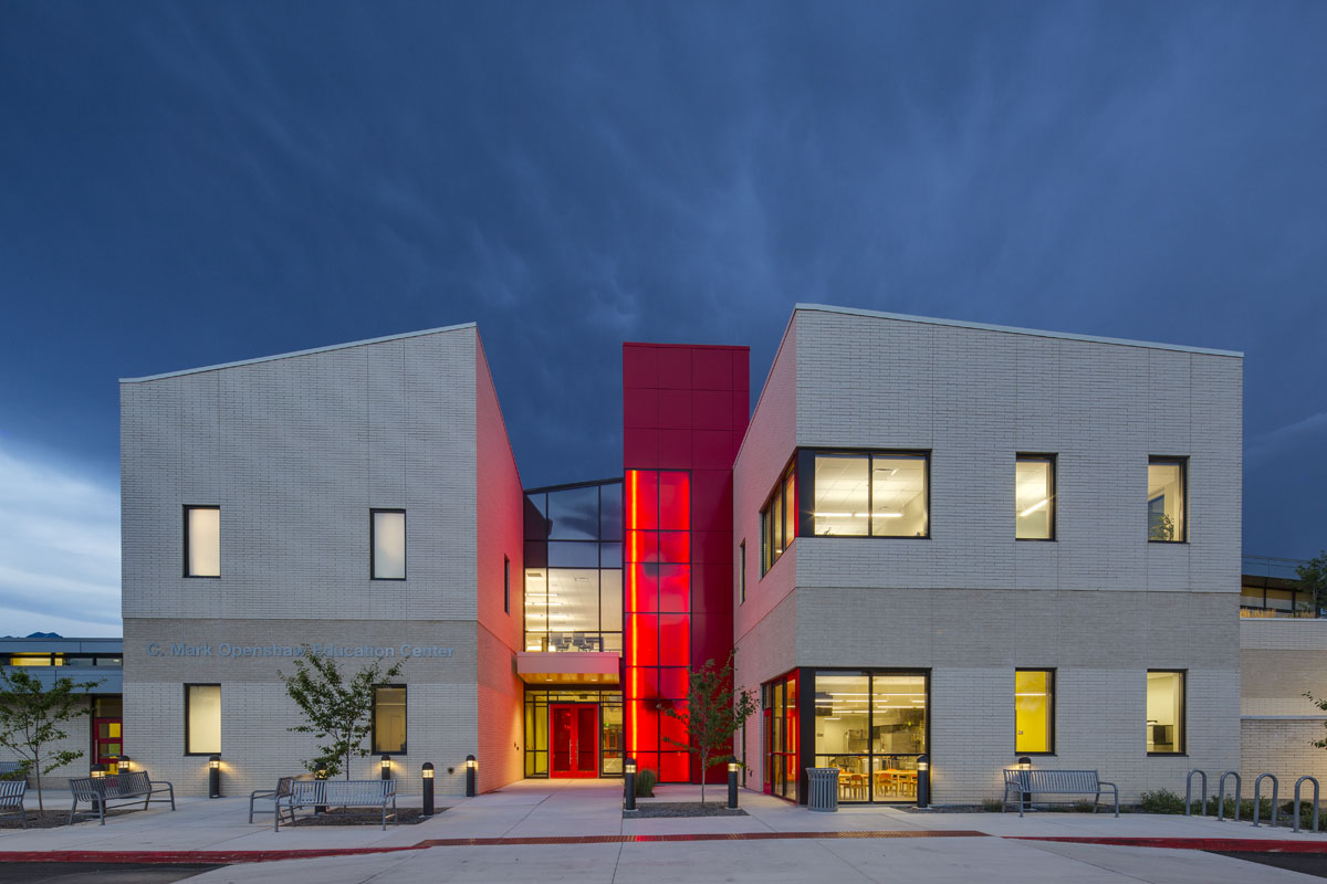Fabulous Utah Schools For The Deaf And The Blind Jacoby Architects Home Interior And Landscaping Pimpapssignezvosmurscom