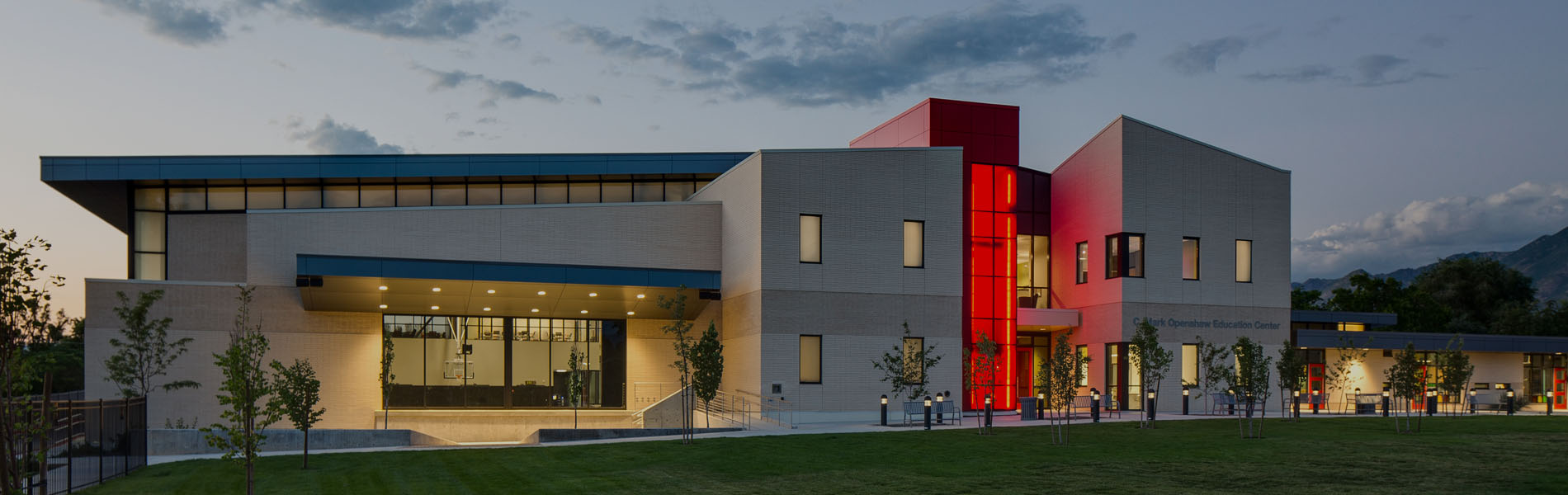 Marvelous Utah Schools For The Deaf And The Blind Jacoby Architects Home Interior And Landscaping Pimpapssignezvosmurscom